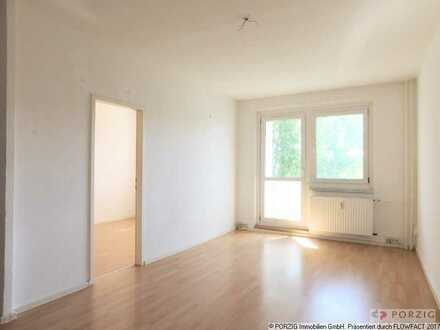 Gemütliche 3-Raum-Wohnung mit Südbalkon