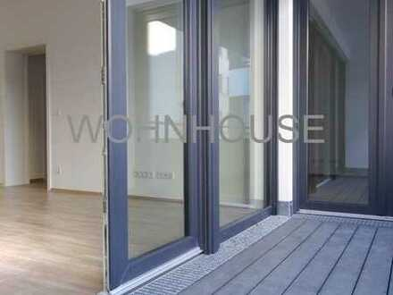 *ERSTBEZUG+3-Zi.Whg. Balkon+Loggia+NEUBAU/AUFZUG/TG++TOP Lage++STILVOLL & CHARMANT++Zentrum Süd/Ost*