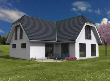 +++ Geplantes freistehendes Einfamilienhaus in Südwestlage ++++