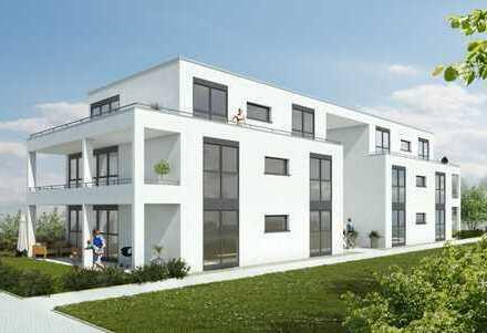 Penthousewohnung Nr. 6 mit Dachterrasse in Eppelheim