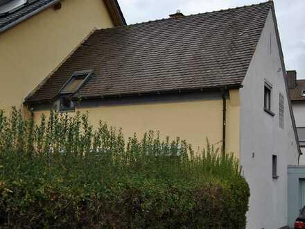 Gut geschnittene Doppelhaushälfte mit Panoramablick in Bobenheim-Roxheim