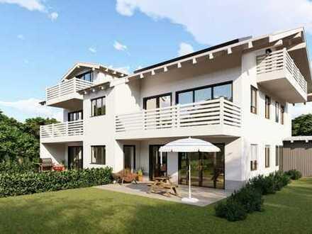 S-O-Terrassenwohnung mit Garten * Günstiger Einstieg mit Erbbaurecht