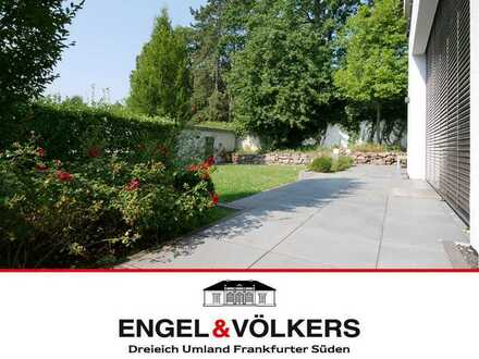ENGEL & VÖLKERS Luxuswohnung mit Garten in Villenlage!
