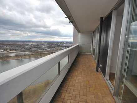 Komfortable Wohnung mit Balkon und Weitblick