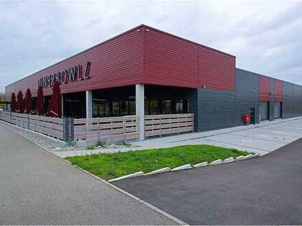 REMAX - TOP-Investment! Modernes Bowlingcenter mit Eventbereich und Gastronomie