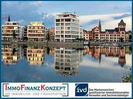 Traumhafte Wohnung mit Luxusausstattung am Dortmunder Phoenix-See