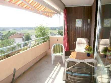 Stufenlos begehbare 3-Zi.-Wohnung, sonniger Balkon, im Moment vermietet, provisionsfrei