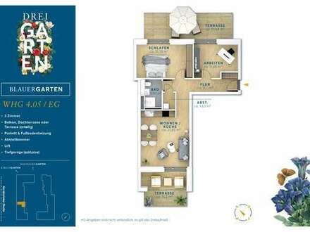 Wohnen im Neubau mit den neuesten Wohnstandards inkl. Einbauküche!