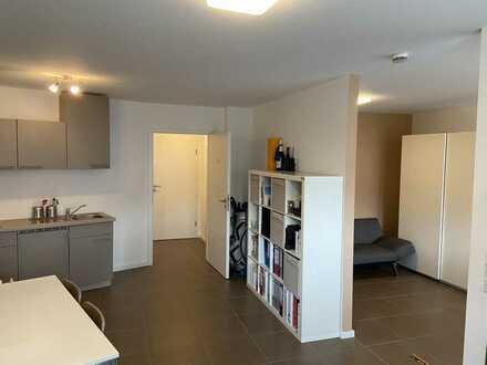 Moderne und helle 2-Zimmerwohnung in Dettenhausen