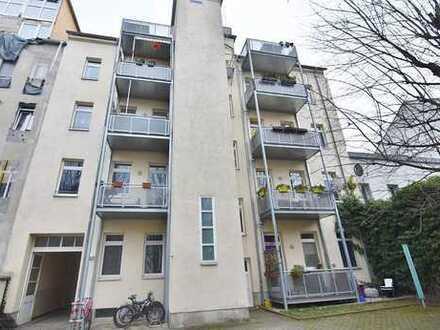 Früher an Später denken! 3-Raum-Wohnung in Schloßchemnitz zur Kapitalanlage!