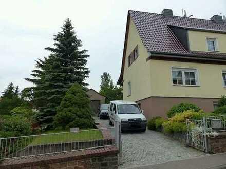 zu FAIRkaufen: Sofort beziehbare Doppelhaushälfte in Döbeln.