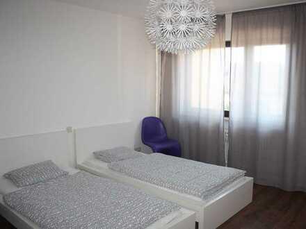 Gepflegte Wohnung mit zwei Zimmern sowie Balkon und EBK in Wehr