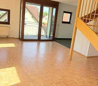 Tolle Maisonettewohnung in Top Lage