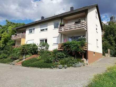 Teilmöbelierte 3-ZKB mit Balkon, EBK und Garage in Neustadt-Gimmeldingen