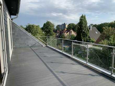 Luxus Maisonette-Wohnung nur 12 Autominuten von Düsseldorf entfernt