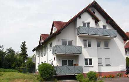 Sehr schöne, ruhige, lichtdurchflutete 3- Zimmer Wohnung in Glattbach