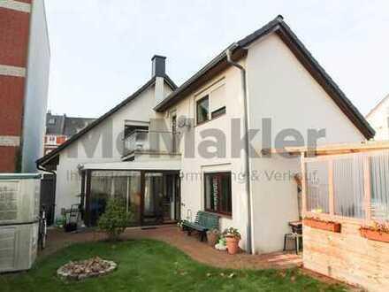 Modernes und großzügiges EFH mit Garten, Wintergarten, Balkon in zentraler Lage von Bremerhaven-Lehe