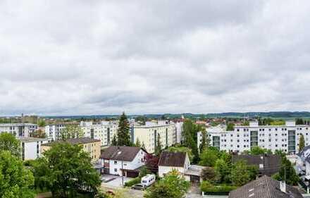 -up to the sky- Herrliche 3-Zimmer Wohnung mit Loggia und super Ausblick