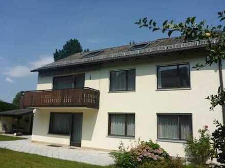 Wunderschöne 5-Zimmer-Erdgeschoßwohnung in Aystetten mit Garten