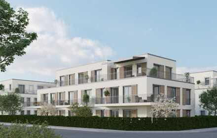 EG- Wohnung in einem attraktiven Mehrfamilienhaus in zentraler Lage von Mindelheim zu vermieten