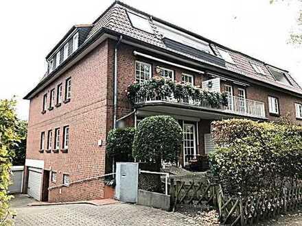 Schöne 3 Zimmer Erdgeschoss Wohnung mit Terrasse