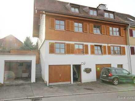 Wohlfühlen pur! 3-Zimmer-Wohnung mit Garage und Garten - in Kempten