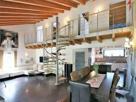 Designer Haus mit Einliegerwohnung in zentraler Lage von Reinheim