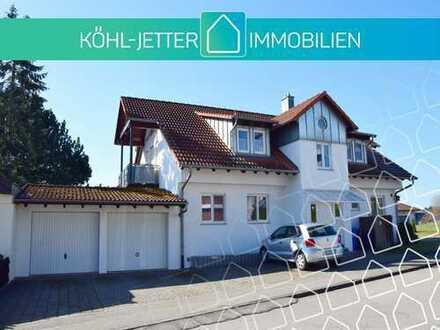 Renditestarkes, gut vermietetes 4-Familienhaus in ausgezeichneter Lage von Balingen-Ostdorf!