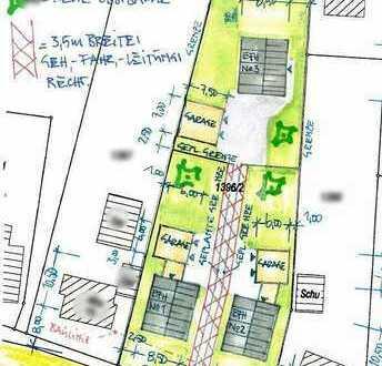 Steinheim, Bauplatz in ruhiger Südlage 2x ca. 650 qm und 1x ca. 770 qm