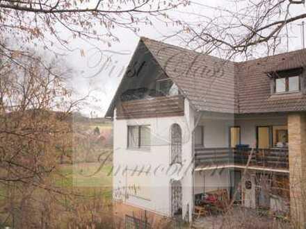 3,5-ZKB mit 108m² Wohnfläche, EBK und großem Balkon in Langenneufnach