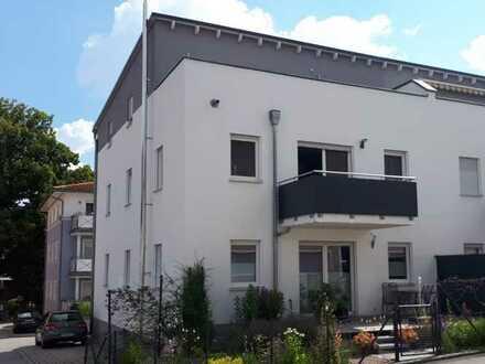 Attraktive Wohnung mit hochwertiger Küche und Südwestbalkon