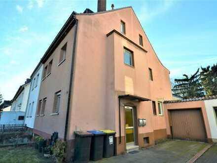 Ein- bis Dreifamilienhaus in Rodenkirchen mit wunderschönem Garten