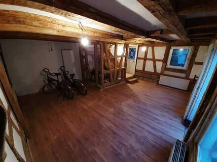 Helles renoviertes Häuschen in Hechingen Oberstadt.