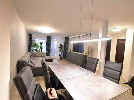 Familienfreundliche 4-Zimmer-Wohnung in Mering mit Einbauküche und Wintergarten