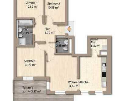 Hochwertige und exklusive Neubau Wohnung mitten in Ahrensburg