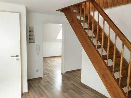 Komplett sanierte fünf Zimmer Wohnung über 2 Etagen, im Zentrum von Neuburg an der Donau