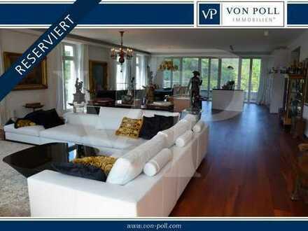 RESERVIERT: VON POLL Immobilien Wohnsitz der Extraklasse - Sonnige Luxuswohnung