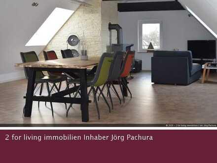 Traumhafte Dachgeschosswohnung über zwei Ebenen mit gemütlicher Loggia in bevorzugter Wohnlage!