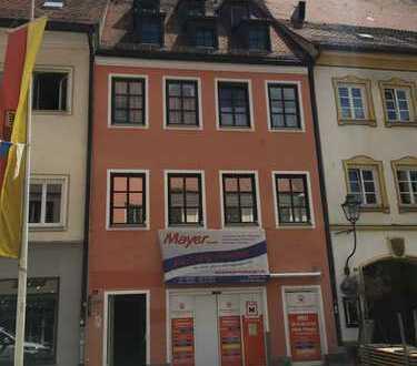 Erstbezug: 3-Zimmer-Wohnung mit EBK und Balkon im 1.OG in Kaufbeuren (Kernstadt)
