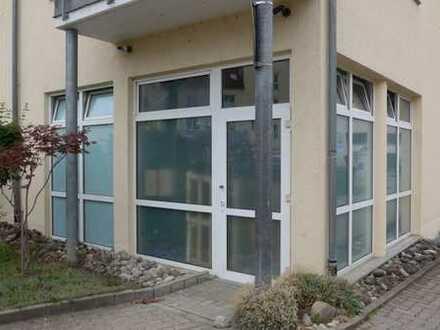 Eine ideale Lage für eine Gewerbefläche (Praxis oder Büro).
