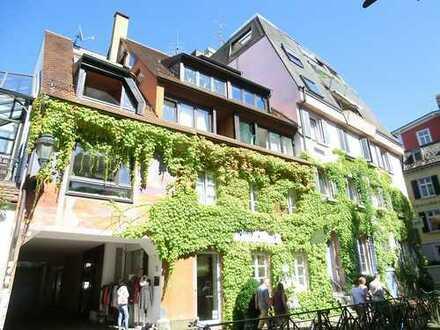 Gemütliche 2 Zimmer Wohnung in Freiburg-Zentrum (Nähe Schwabentor) zu vermieten