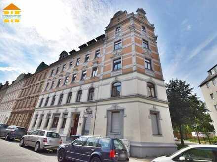 Vermietete 2-Raum-Wohnung mit Balkon und Aufzug als ideale Kapitalanlage!