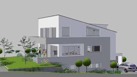 Architektonisch reizvolles Einfamilienhaus in bester Bauqualität