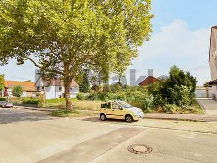 Großzügiges Baugrundstück ideal für 3 RH oder 1 DH in ruhiger, naturnaher Lage von Dortmund