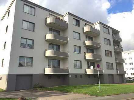Wohnung mit großem Balkon und viel Potenzial!