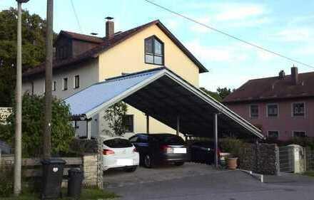 helle Dachgeschosswohnung, 102 qm, WiGa, Klima, EBK vorhanden
