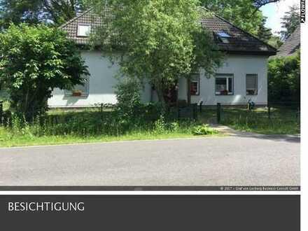 Idyllisches Einfamilienhaus im Speckgürtel von Berlin