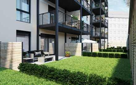 Garten Maisonettte Wohnung sucht Familie mit Anspruch