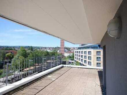 Penthouseloft - phantastische Aussicht auf Enz und Innenstadt