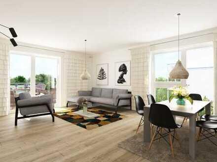 Penthouse mit Top-Aussicht und UNEINSEHBARER großer Dachterrasse!
